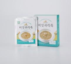 유기농 버섯귀리죽 30g * 3팩